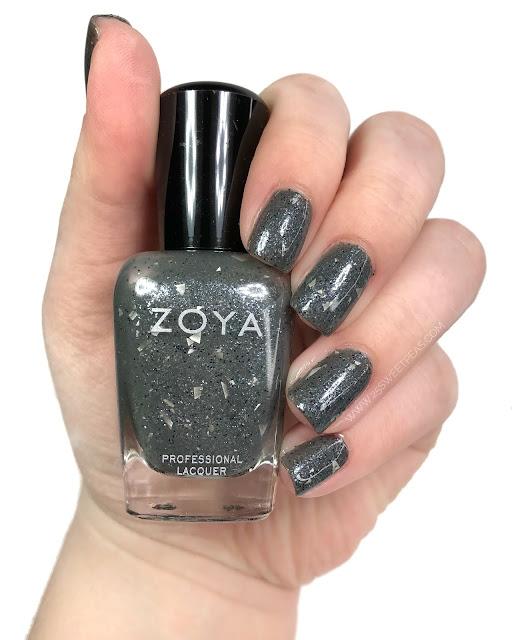 Zoya 25 Sweetpeas