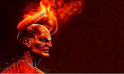 Inilah 7 Golongan Iblis Ini Akan Datang Saat Menjelang Kematian