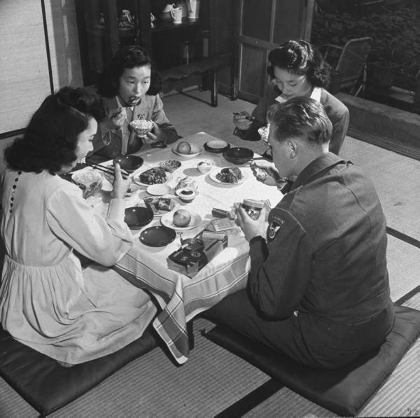 The Passion Of Former Days: Rebellious Dating, Japan, 1946