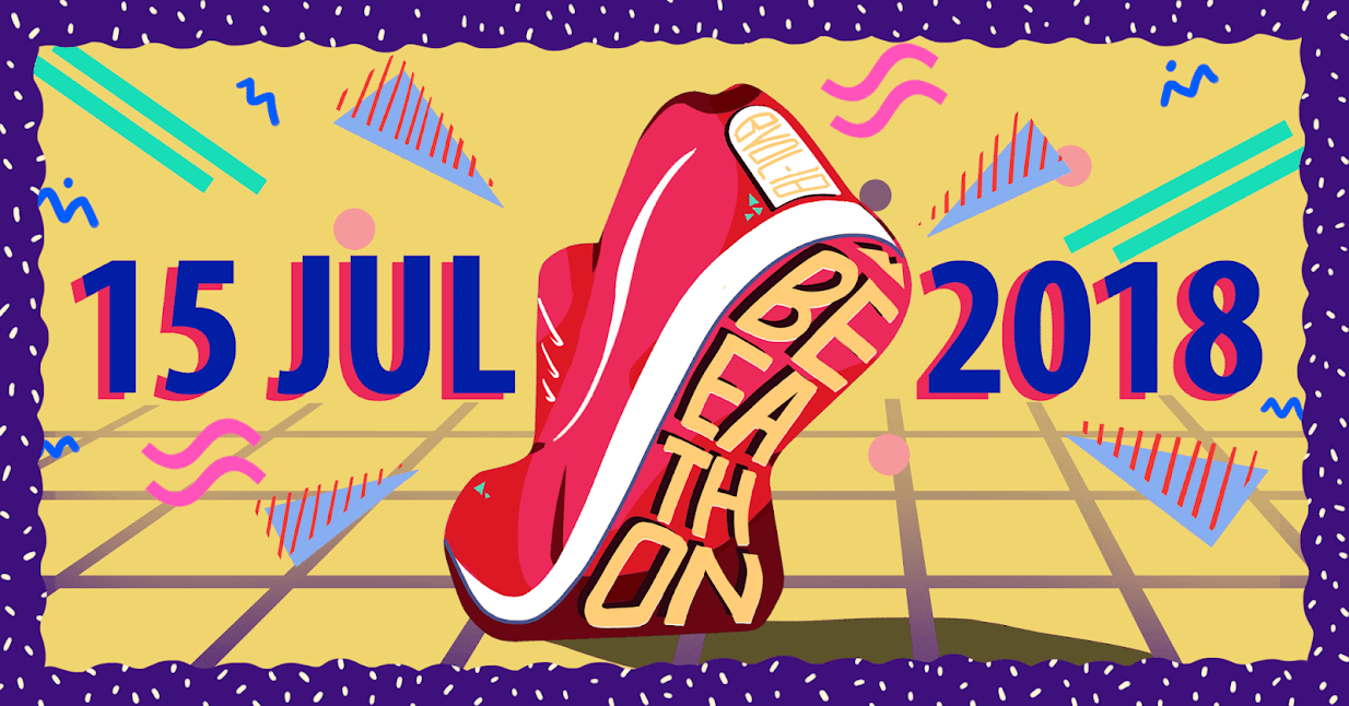 Beevol Fun Run • 2018