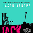 The LastDays of Jack Sparks by Jason Arnopp - Book Review