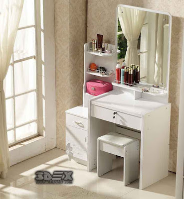 Latest small dressing table designs for bedrooms 2019