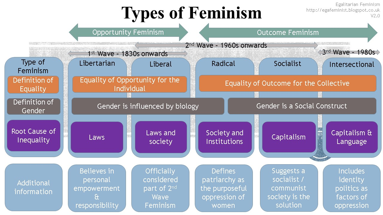 an analysis of the feminism theory Feminism is the political theory and practice to free all women: women of color, working-class women, poor women, physically challenged women, lesbians, old women, as well as white economically privileged heterosexual women.