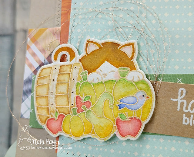 Newton's Nook Designs Autumn Newton Set - Naki Rager
