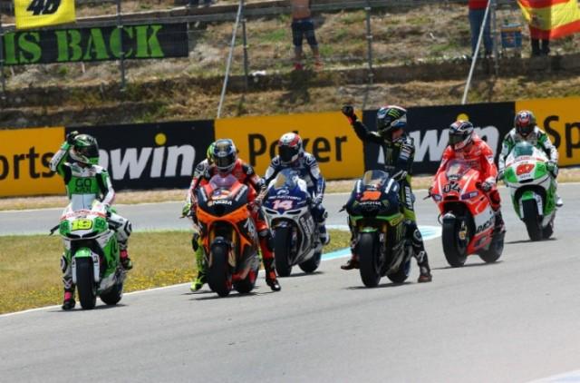 MotoGP 2013: Ini Daftar Kontrak Baru Para Rider