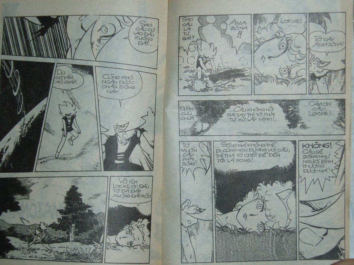 Siêu nhân Locke vol 04 trang 77
