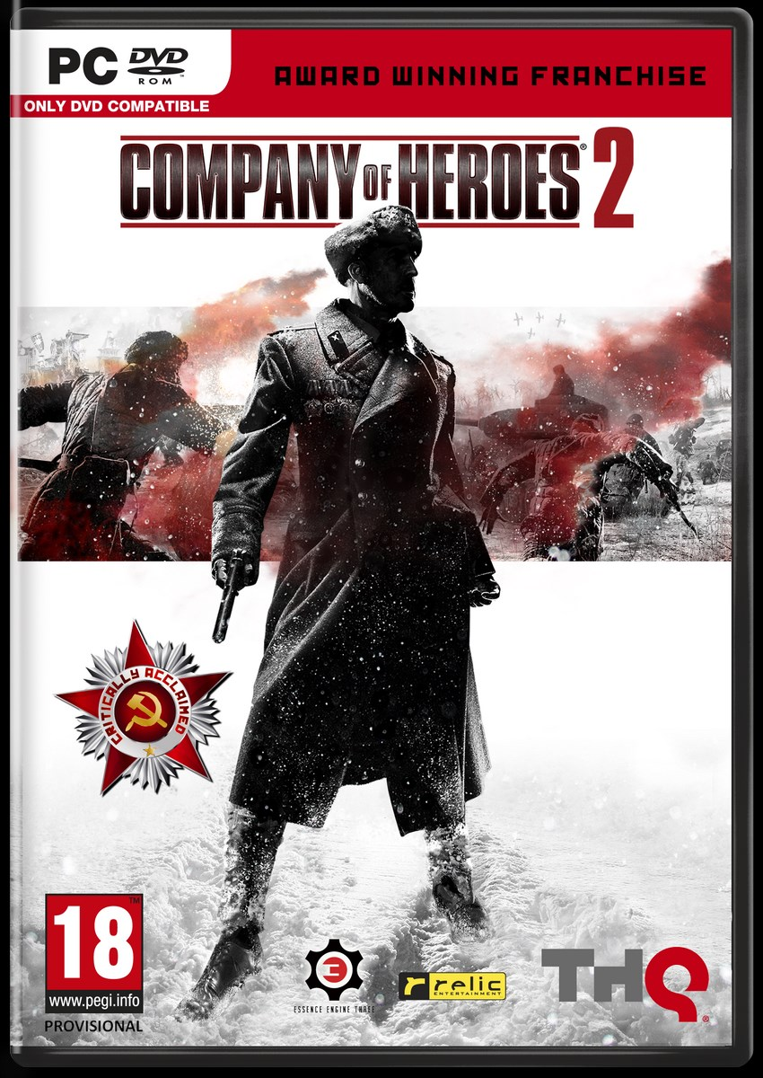 Descargar Company Of Heroes 2 + Expansiones y DLC [PC] [Full] [ISO] Gratis [MEGA]