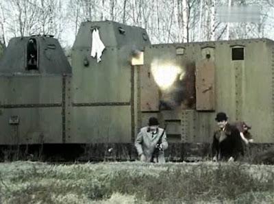 Pociąg pancerny