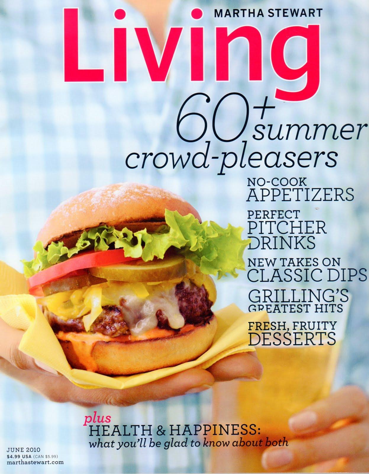 martha stewart magazine subscription