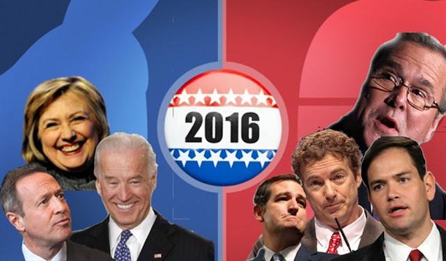 موعد الانتخابات الامريكية 2016 وأهم أسماء المرشحين للرئاسة الأمريكية