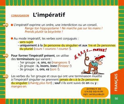 imperative french essayer Essayer conjugation table in french go to the definition page of essayer past participle essayé gerund essayant imperative essaie (tu) or essaye (tu.