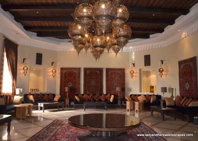 The Majlis at Tilal Liwa Hotel