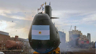 missing Argentine submarine