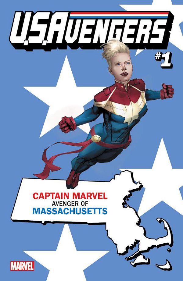 Капітан Марвел