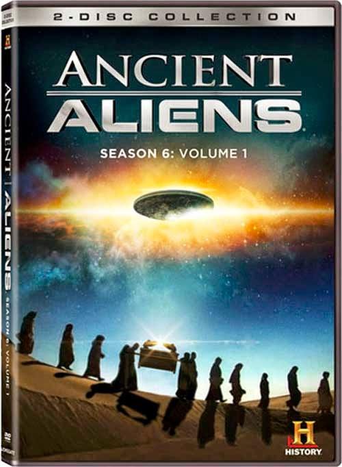 Ancient Aliens - Season 6 ταινιες online seires xrysoi greek subs