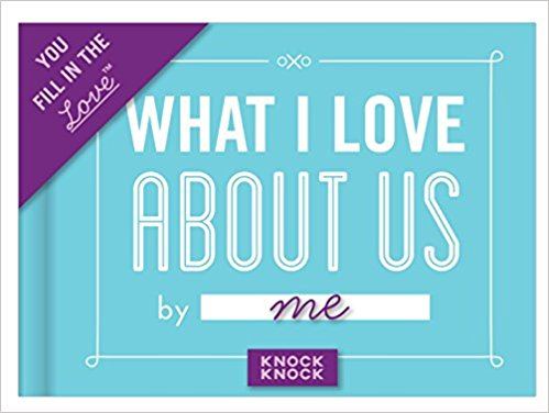 What I love about us book