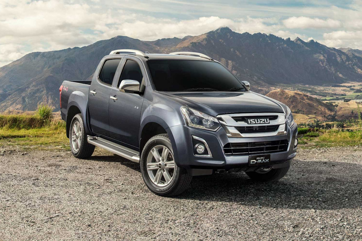 Pickup Trucks Hold Value The Longest In The Philippines Philippine