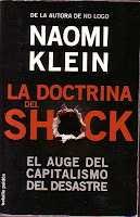 La doctrina del shock  Naomi Klein