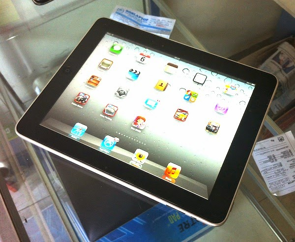 jual iPad bekas 32gb wifi only