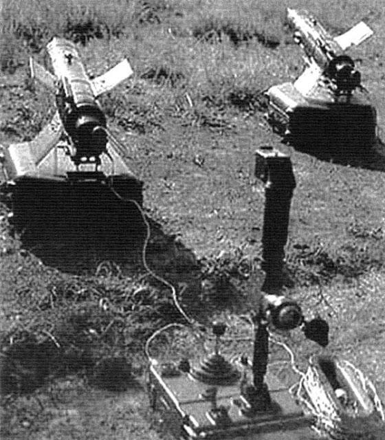 Противотанковый ракетный комплекс Малютка