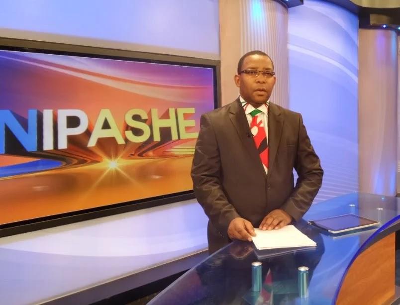 Mtangazaji wa Citizen Tv, Swaleh Mdoe atangaza kuuza figo ili alipe madeni