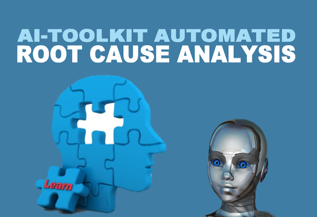 AI automated Root Cause Analysis, AI TOOLKIT
