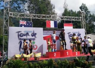 Gelar Peter Pouly dicabut, Crawford juara ITdBI 2016.