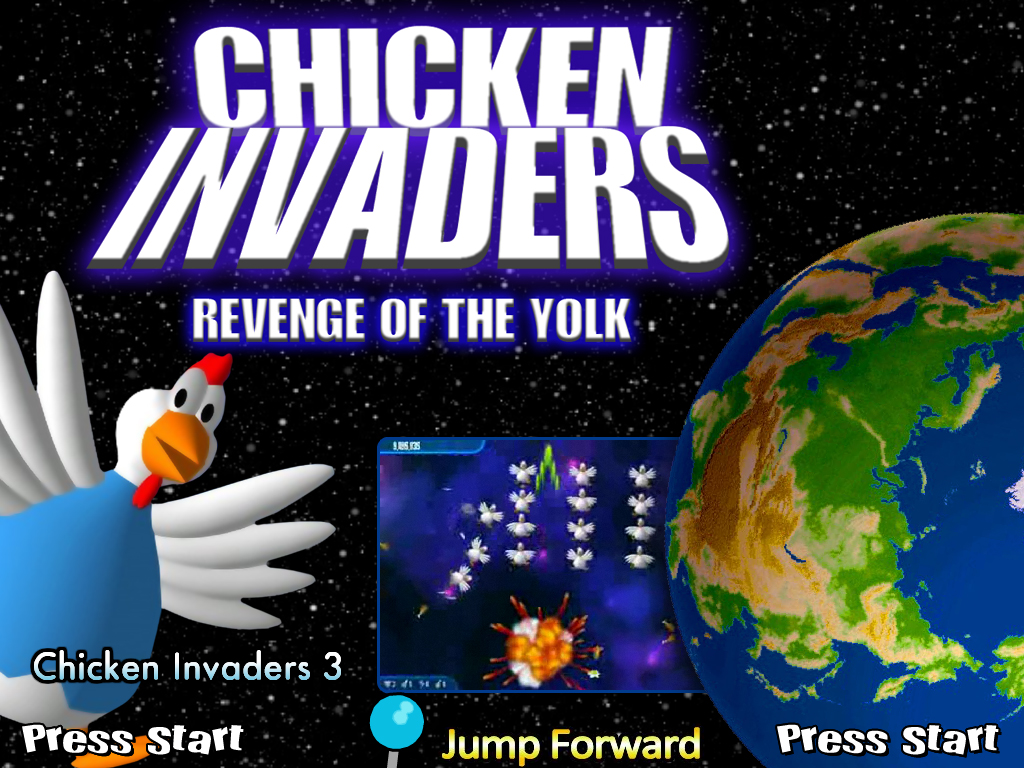 Chicken invaders 3 full with multiplayer   no torrent or survey.