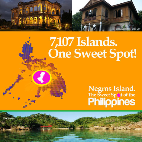 Fun Escapades in Negros Island Region