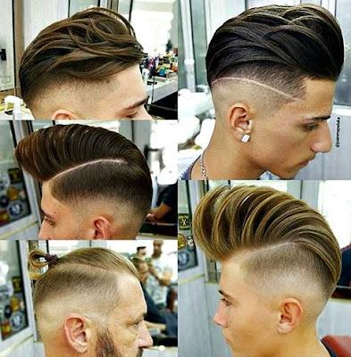 Model Potongan Rambut ala Barber Shop yang Paling Keren