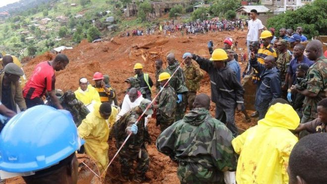 Congo mudslide death toll 'to rise to 200'
