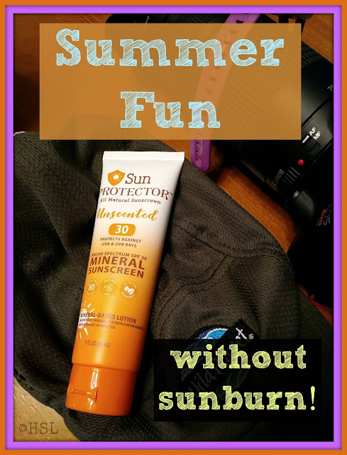 Summer adventures, sunblock, zinc oxide sunblock, natural bug repellent