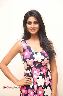 Model Shamili Latest Pictures in Floral Short Dress  0080.JPG