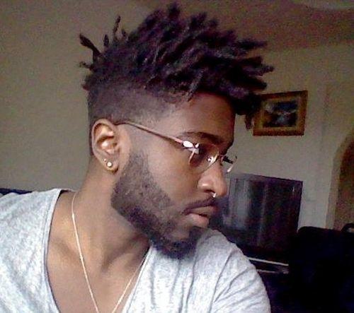 Inspirações de corte de cabelo para homens negros