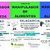💡 Calidaria: Cursos de Manipulador de Alimentos en O SALNÉS | nov