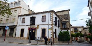 Úbeda, Palacio del Marqués de la Rambla.