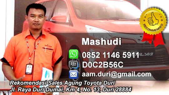 Toyota Duri Dumai Riau