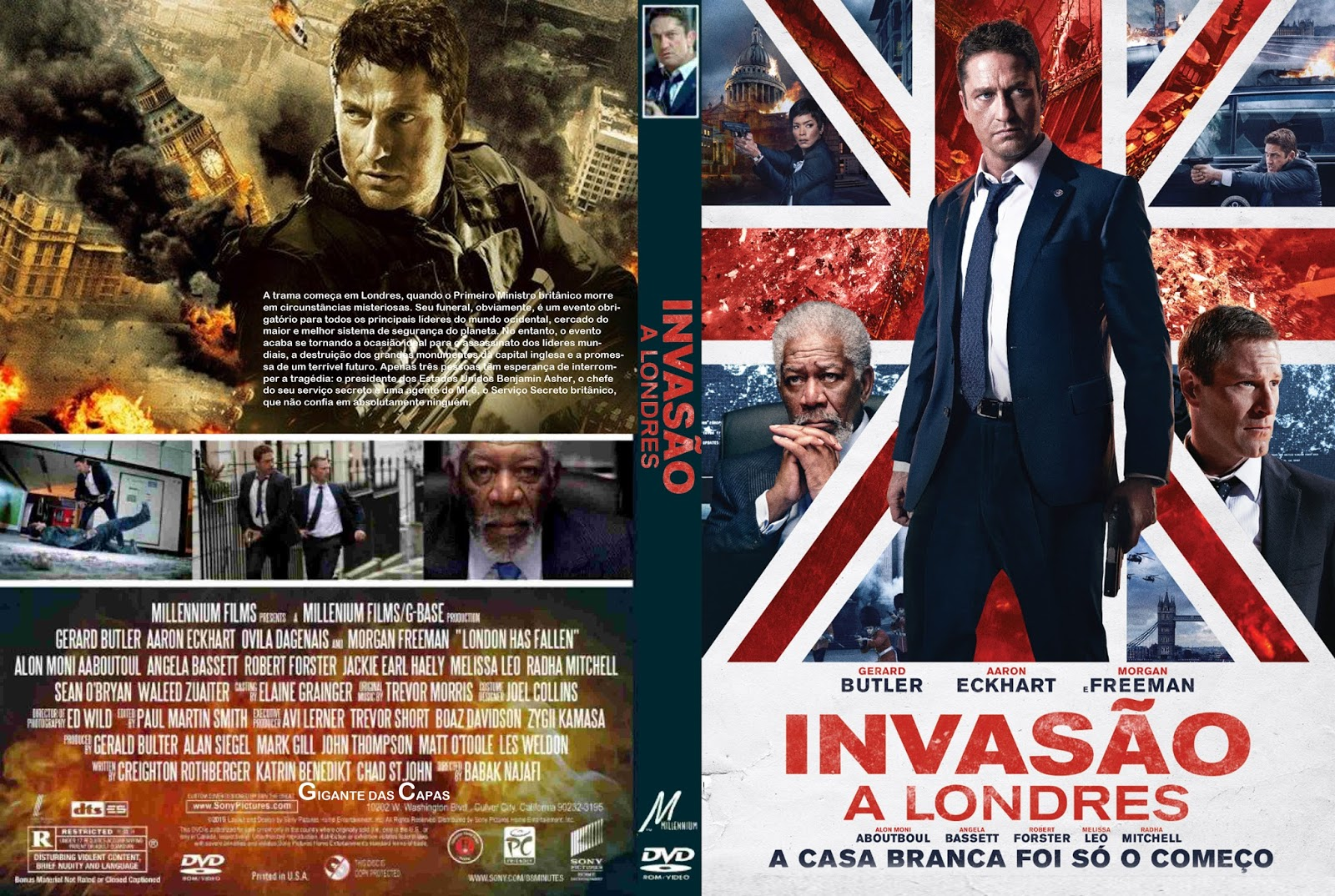 Download Invasão a Londres DVD-R Invas 25C3 25A3o 2Ba 2BLondres 2B 25282016 2529