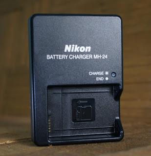 Jual charger Nikon MH-24