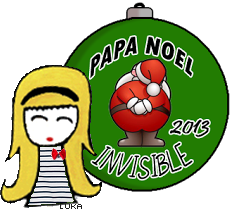 Papá Noel Invisible 2013