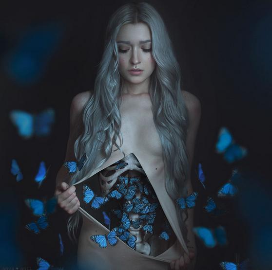 Fotografer Ukraina Menciptakan Foto Yang Menakjubkan