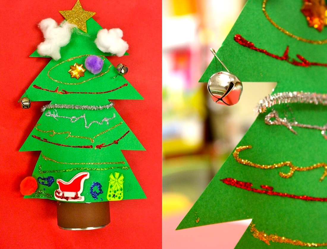christmas art n craft ideas