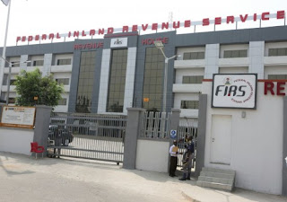 FIRS Remitted 4.63 Trillion To FAAC Between January And November 2018