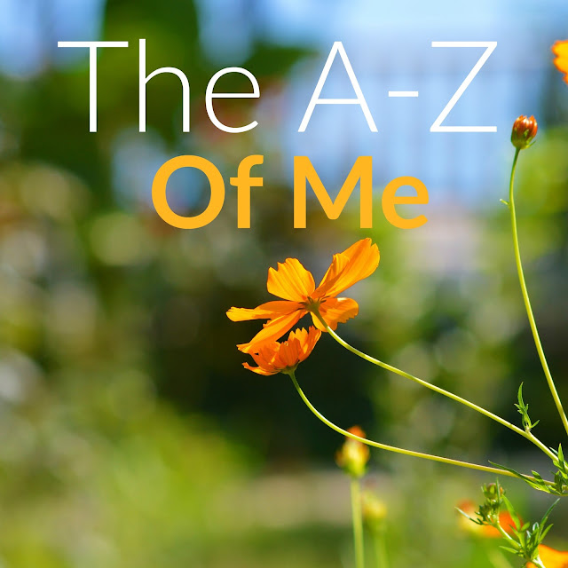 Lovelaughslipstick Blog - The A - Z Of Me Tag