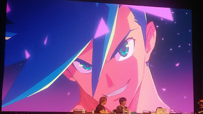 """Galo es el protagonista de """"Promare"""", el nuevo anime de Studio Trigger."""