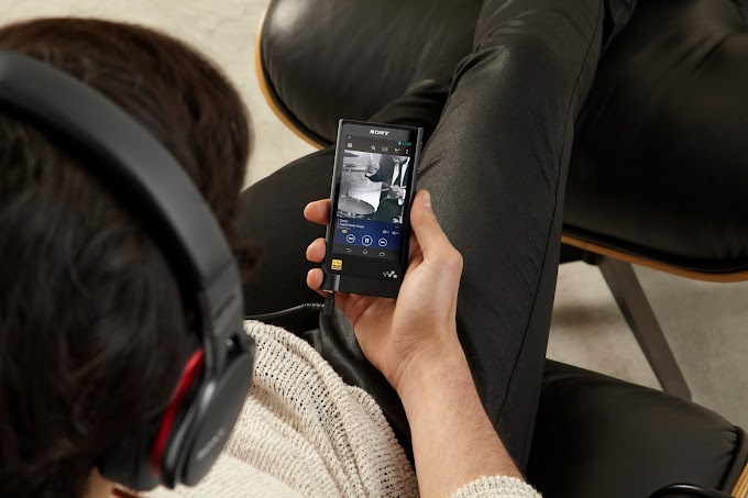 Sony Walkman NW-ZX2 officially announced for $1199