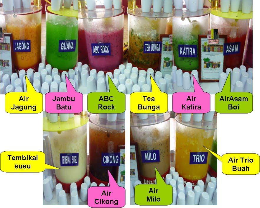 Cara Membuat Resepi Air Abc Rock Arisa