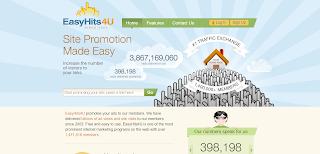 Gambar Screenshot EasyHits4U