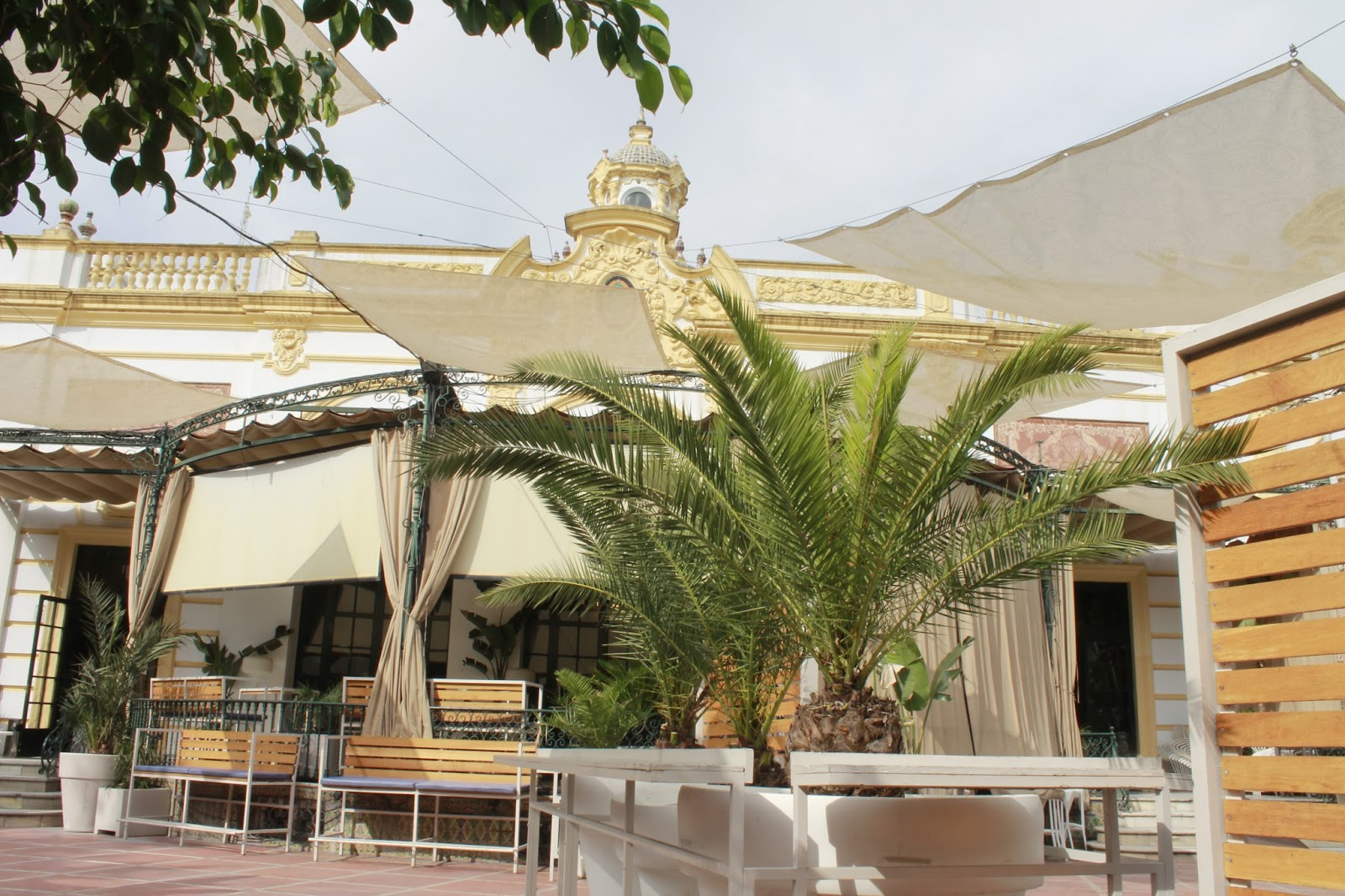 Café casino sevilla