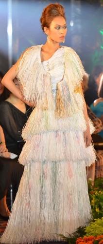 Green Couture in Philippine Fashion ~ Designer Clothes